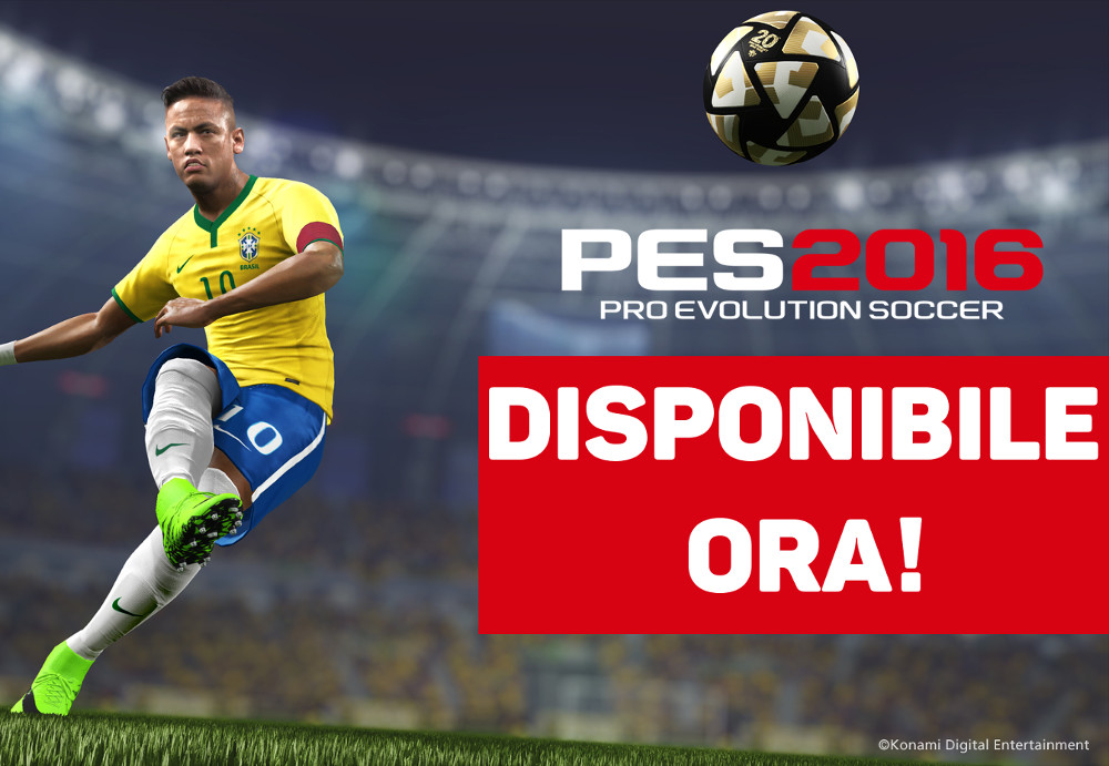 PES 2015 day one patch updates teams, kits and faces