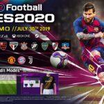 Squadre demo PES 2020